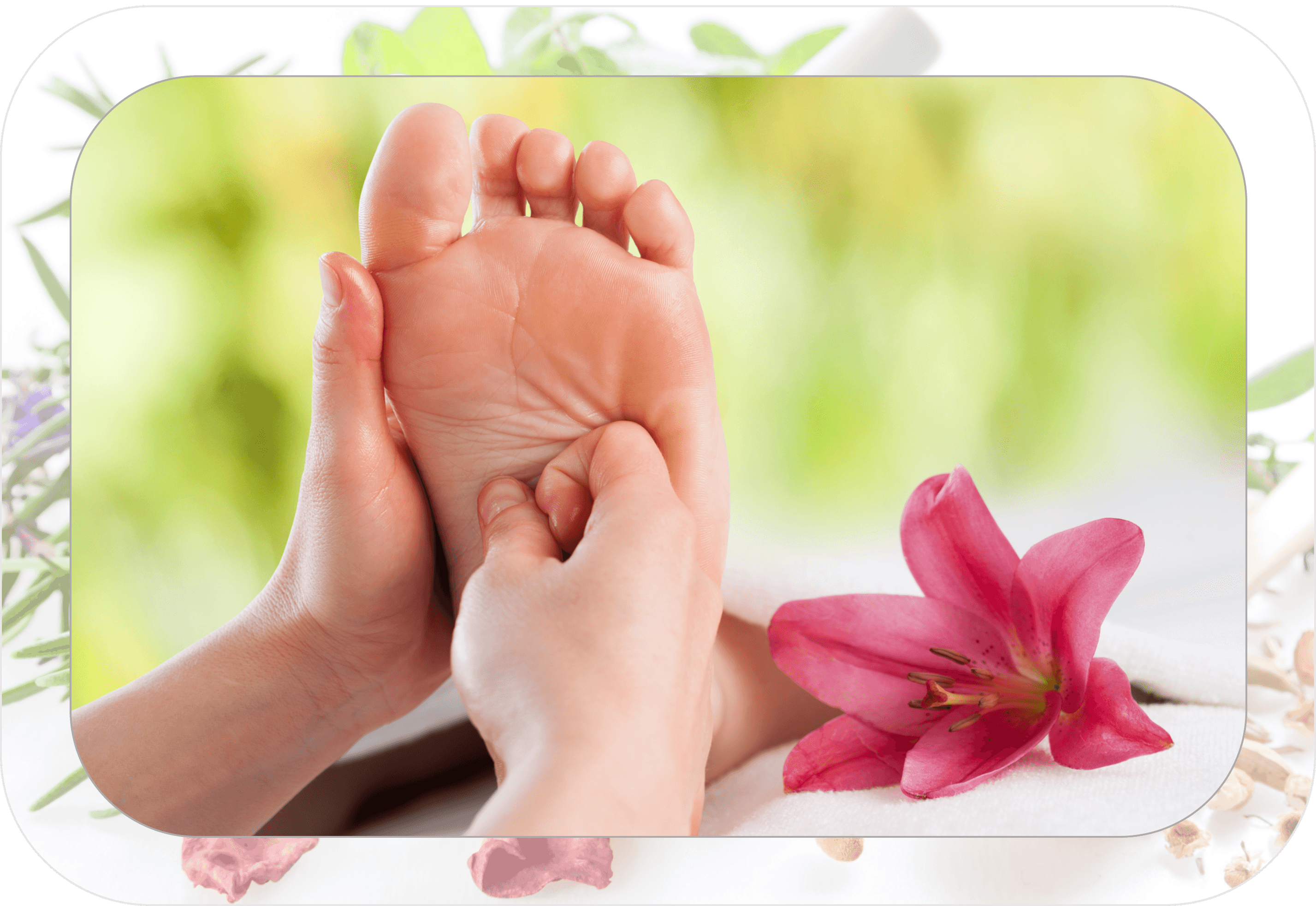 foot massage | you don't have to read v2.0 |Foot Massage